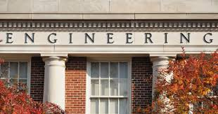 Engineering major subjects of each ivy league college