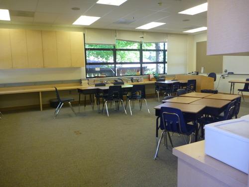 San Domenico Classroom
