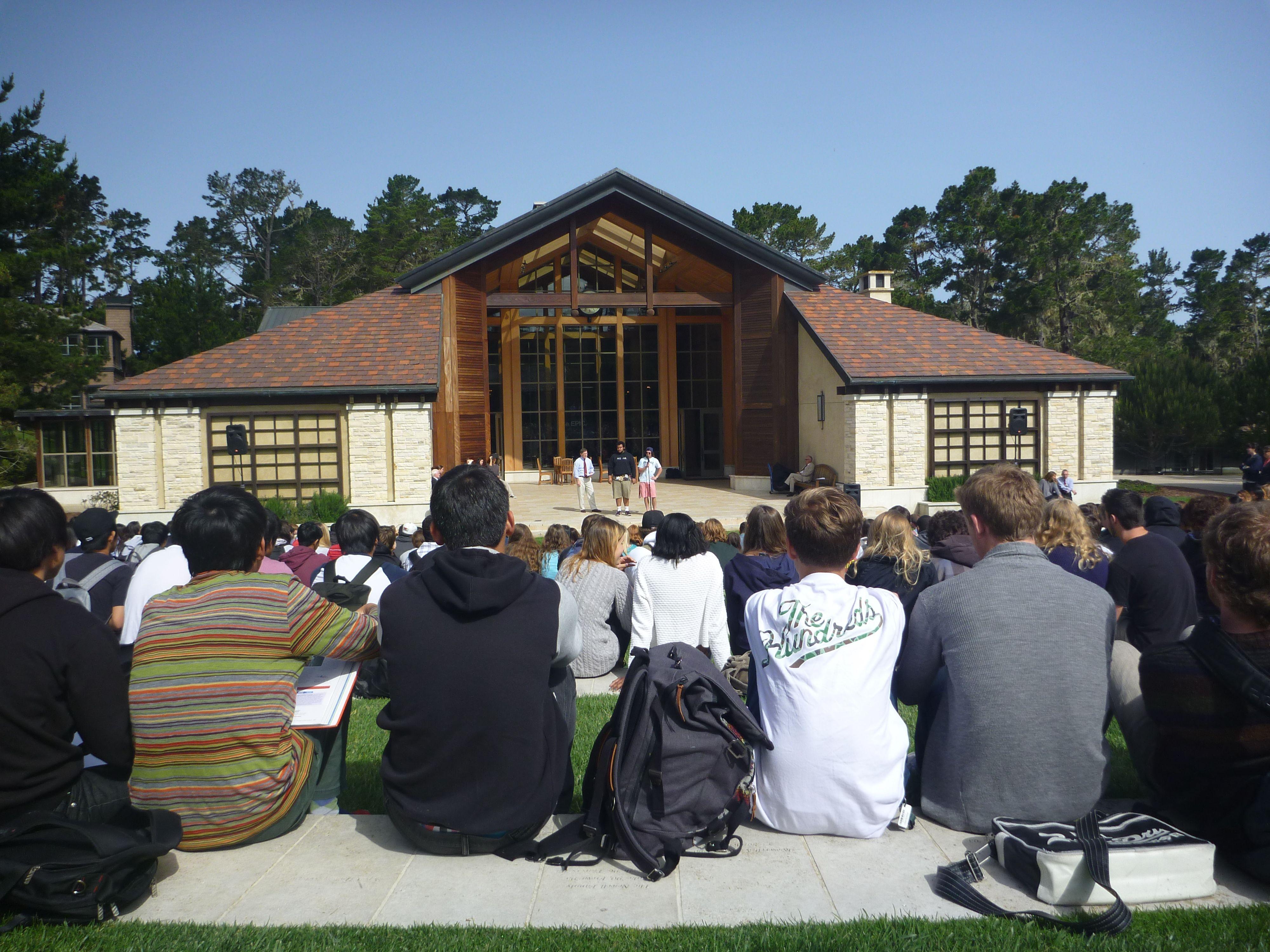 Stevenson School